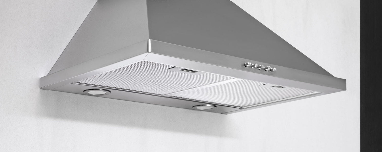Load image into Gallery viewer, Bertazzoni KCH30XV 30 Chimney Hood, 1 Motor, 600 Cfm Stainless Steel