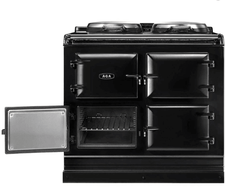 Load image into Gallery viewer, Aga ATC3PWT Aga 39 In Total Control 3-Oven Cast Iron Range - Pewter