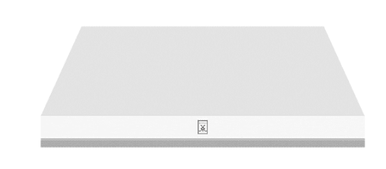 "Load image into Gallery viewer, Hestan KVC54WH 54"" Chimney Hood - White / Froth"