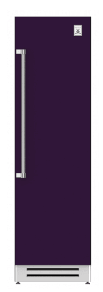 "Load image into Gallery viewer, Hestan KFCR24PP 24"" Column Freezer - Right Hinge - Purple / Lush"