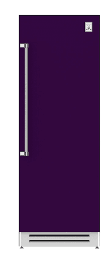 "Load image into Gallery viewer, Hestan KRCL30PP 30"" Column Refrigerator - Left Hinge - Purple / Lush"