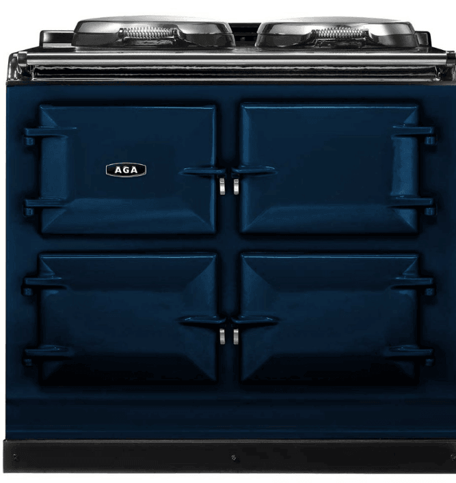 Load image into Gallery viewer, Aga ATC3DBL Aga 39 In Total Control 3-Oven Cast Iron Range - Dark Blue