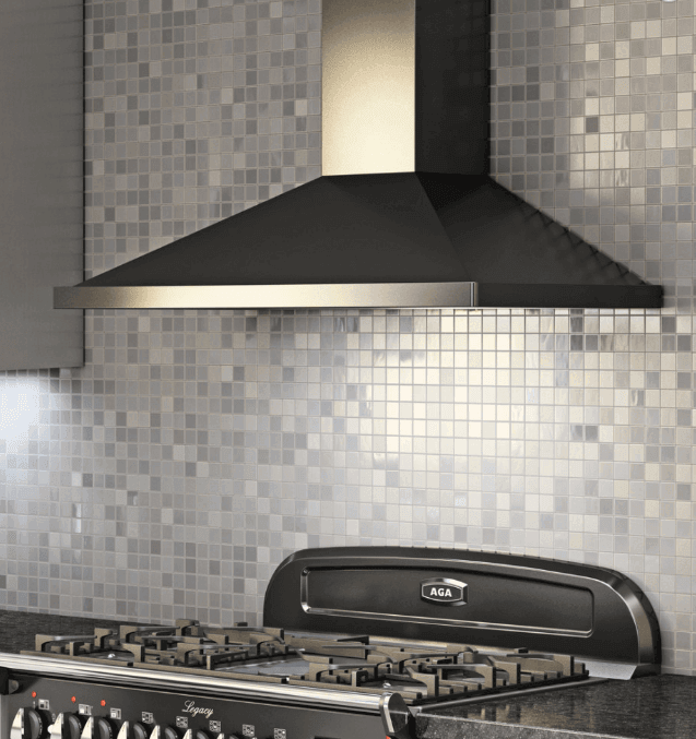 Load image into Gallery viewer, Aga AMCHD36BLK 36In Legacy Range Hood - Black