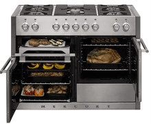 Load image into Gallery viewer, Aga AMC48DFWHT 48In Mercury Ng Dual Fuel Range - White