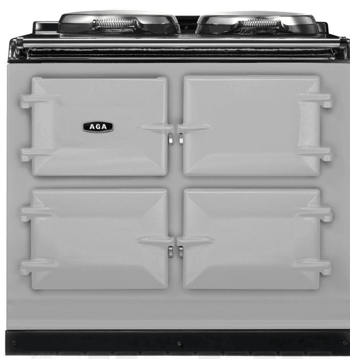 Load image into Gallery viewer, Aga ADC3GPAS Aga 39In Dual Control 3-Oven Natural Gas Cast Iron Range - Pearl Ashes