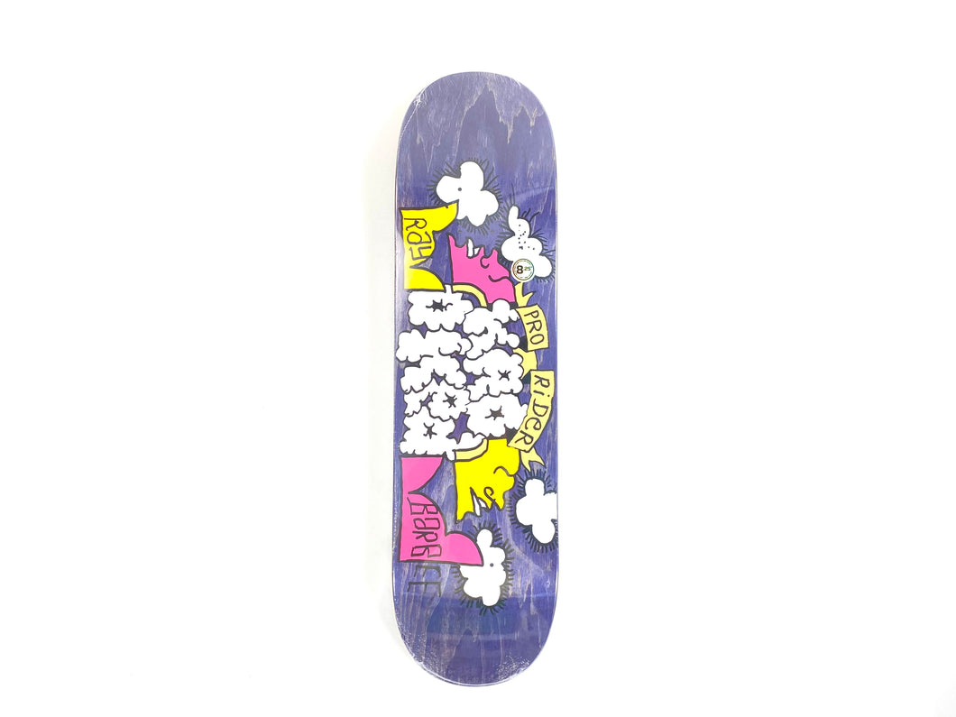 Krooked - Ray Barbee Clouds Deck (assorted colors)