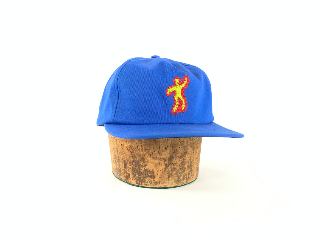 917 - Scorched Snapback Hat