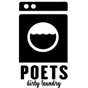 Poets Dirty Laundry Bag