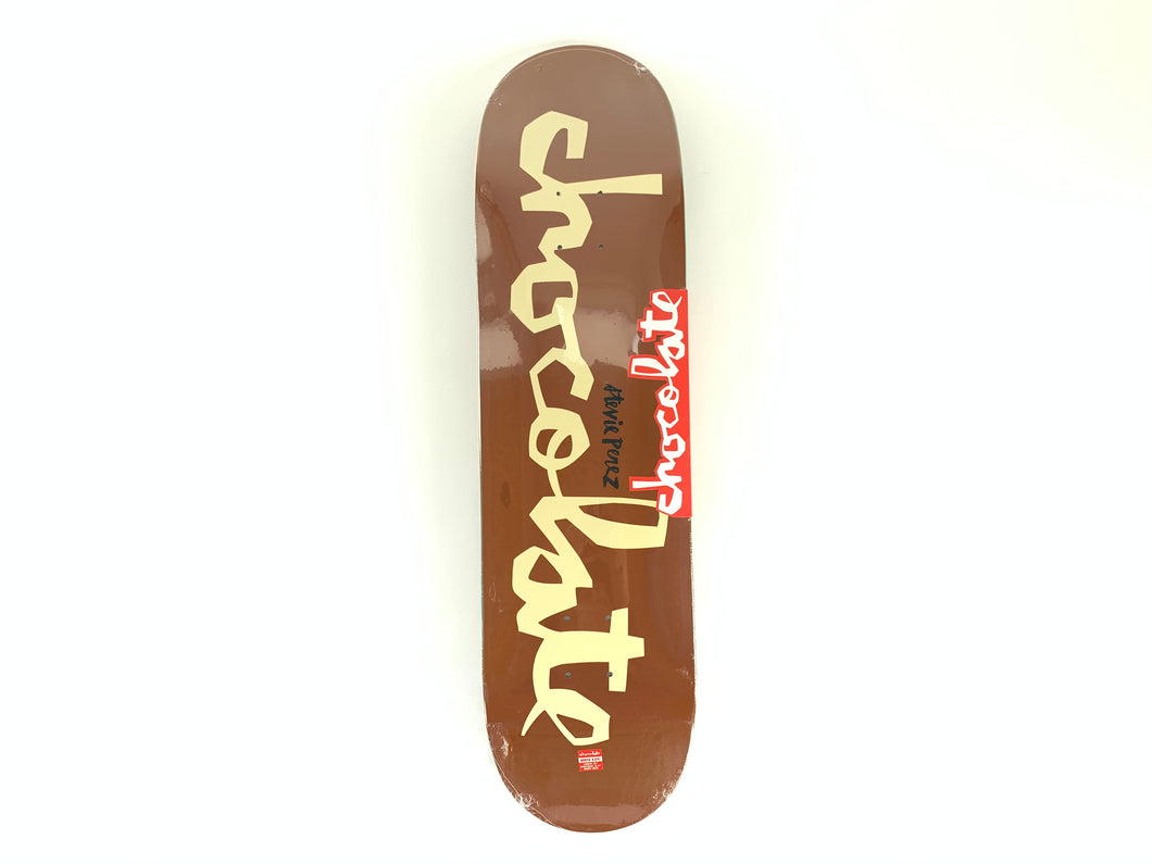 Chocolate - Perez OG Chunk Deck