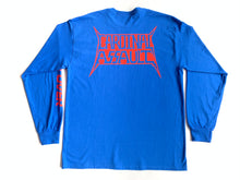 Load image into Gallery viewer, Cardinal Assault Long Sleeve Tee Ryl/Red