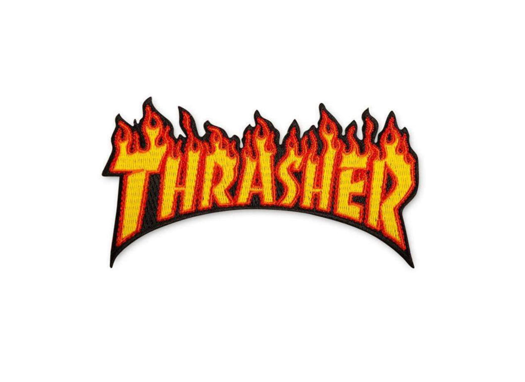 Thrasher Flame Logo Patch