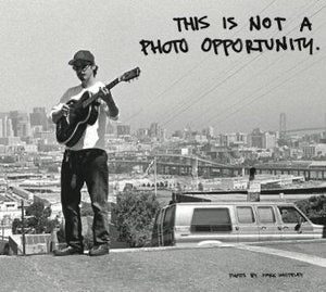 Mark Whiteley - This is not a Photo Opportunity Book