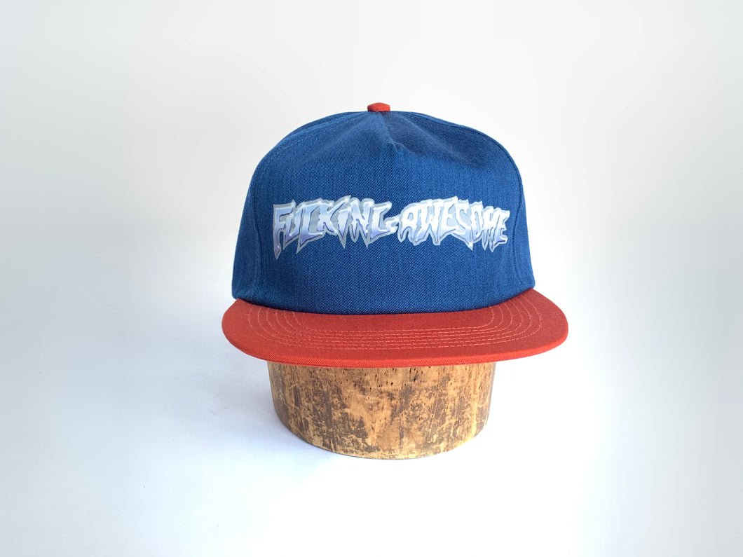 FA - Chrome 5-Panel Cap