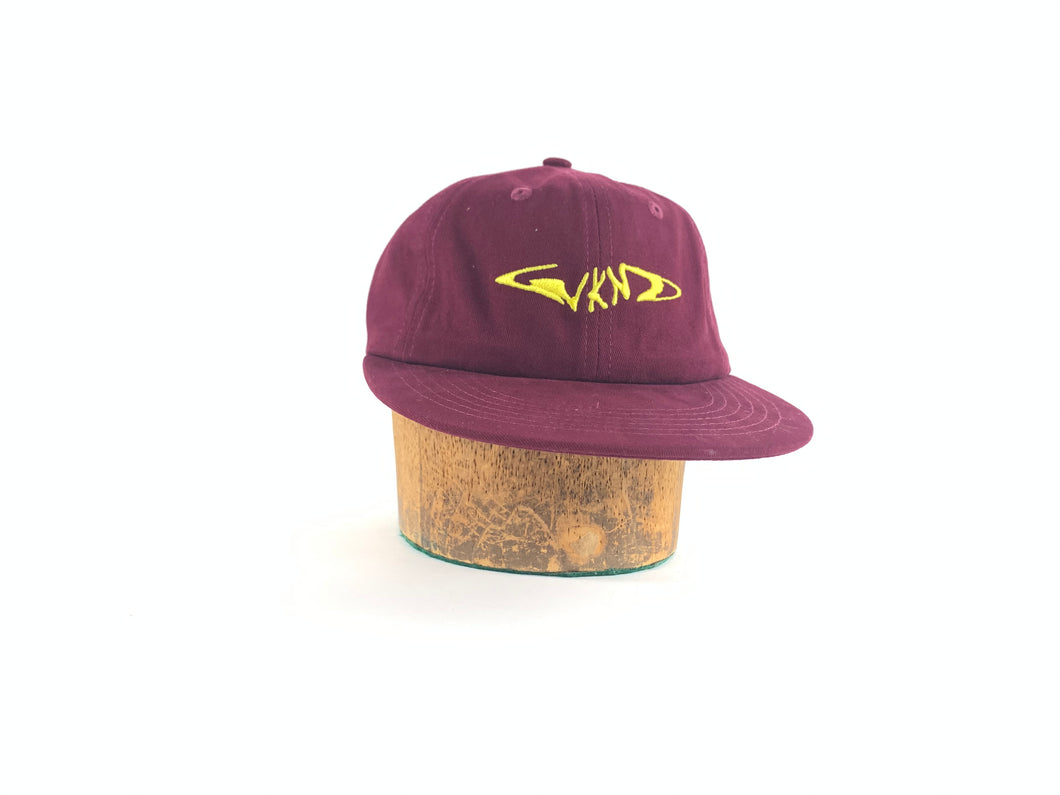 WKND - Fishbone 6 Panel Snapback Hat