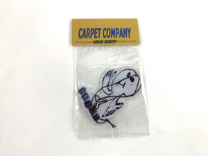 Carpet Company - Car Air Freshener