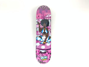 DGK - Williams Ghettoland Deck 7.9""