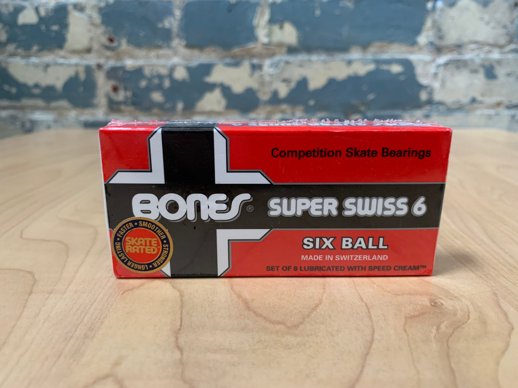 Bones Super Swiss 6 - Bearings