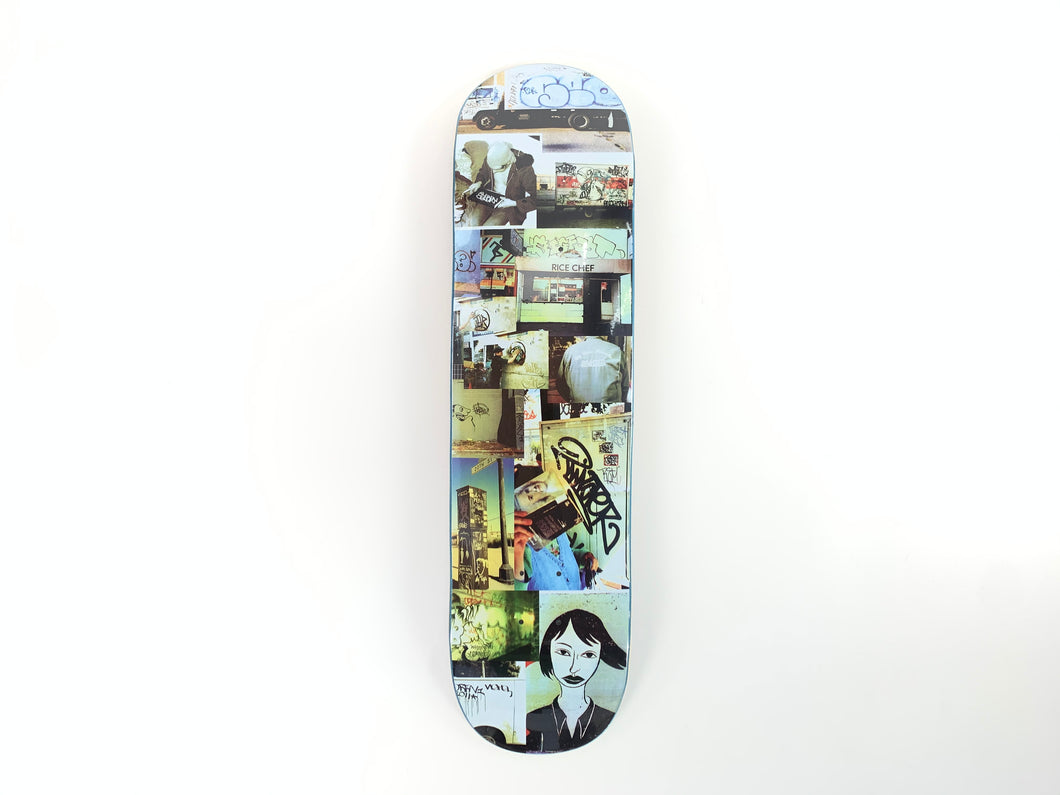 GX1000 - Graffiti Doc 4 Deck 8.25