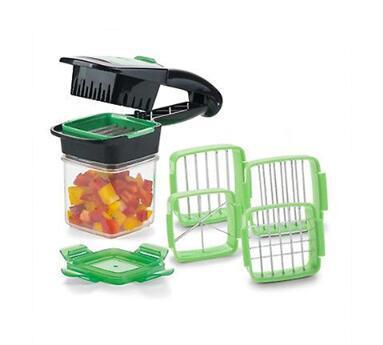 5-in-1 Dicer Fruit and Vegetable Cutter Set