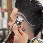 Load image into Gallery viewer, T-Outliner Slicked Back Cordless Trimmer Hair Clipper Machine