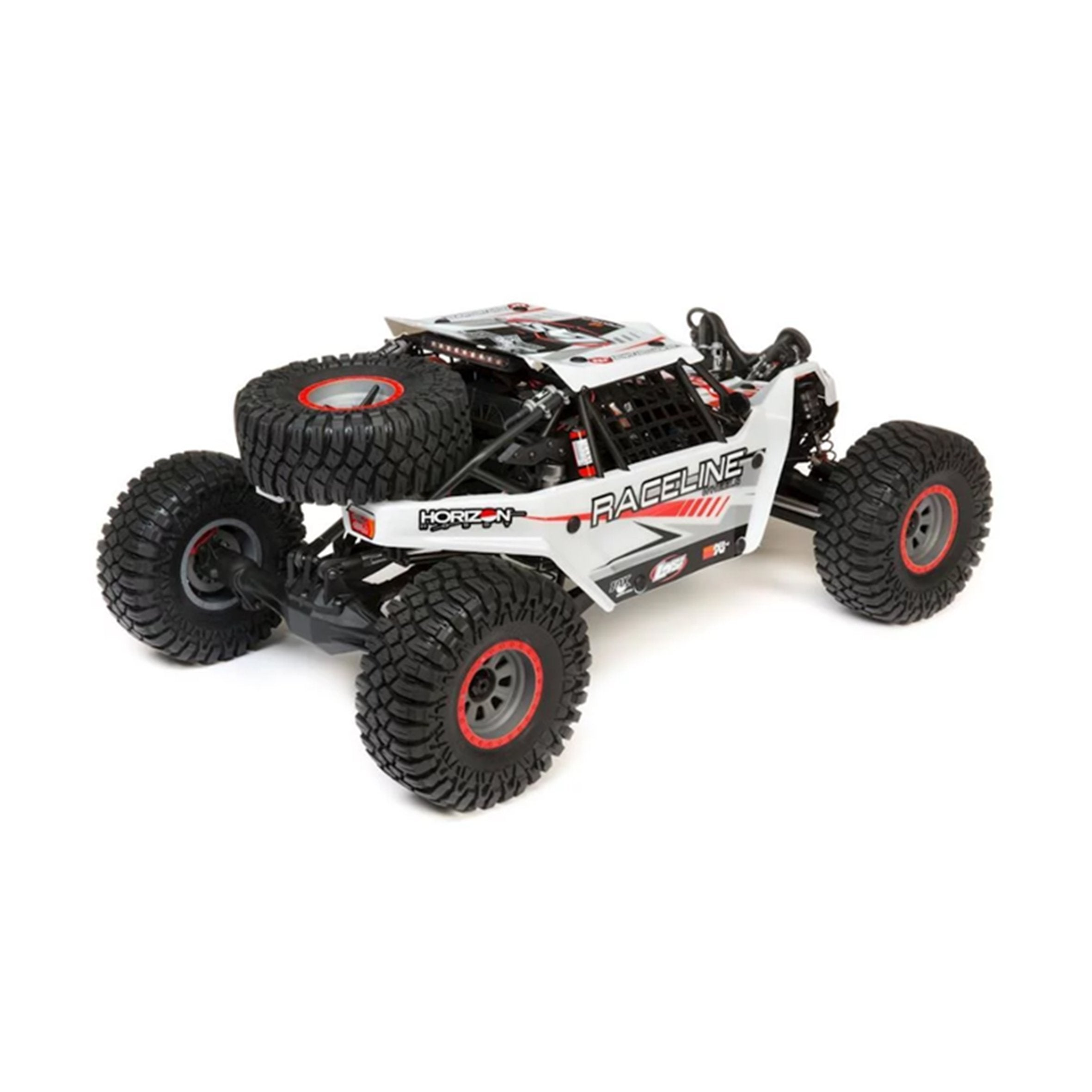 1/6 Super Rock Rey 4WD Brushless Rock Racer RTR