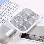 Load image into Gallery viewer, Collapsible Retractable USB Charging Fly Mosquito Swatter