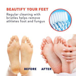 Load image into Gallery viewer, Magic Foot Scrubber Feet Cleaner Washer Brush for Shower