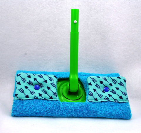 - Zero Waste, Eco Friendly & Handmade  Sweeper Reusable Pad