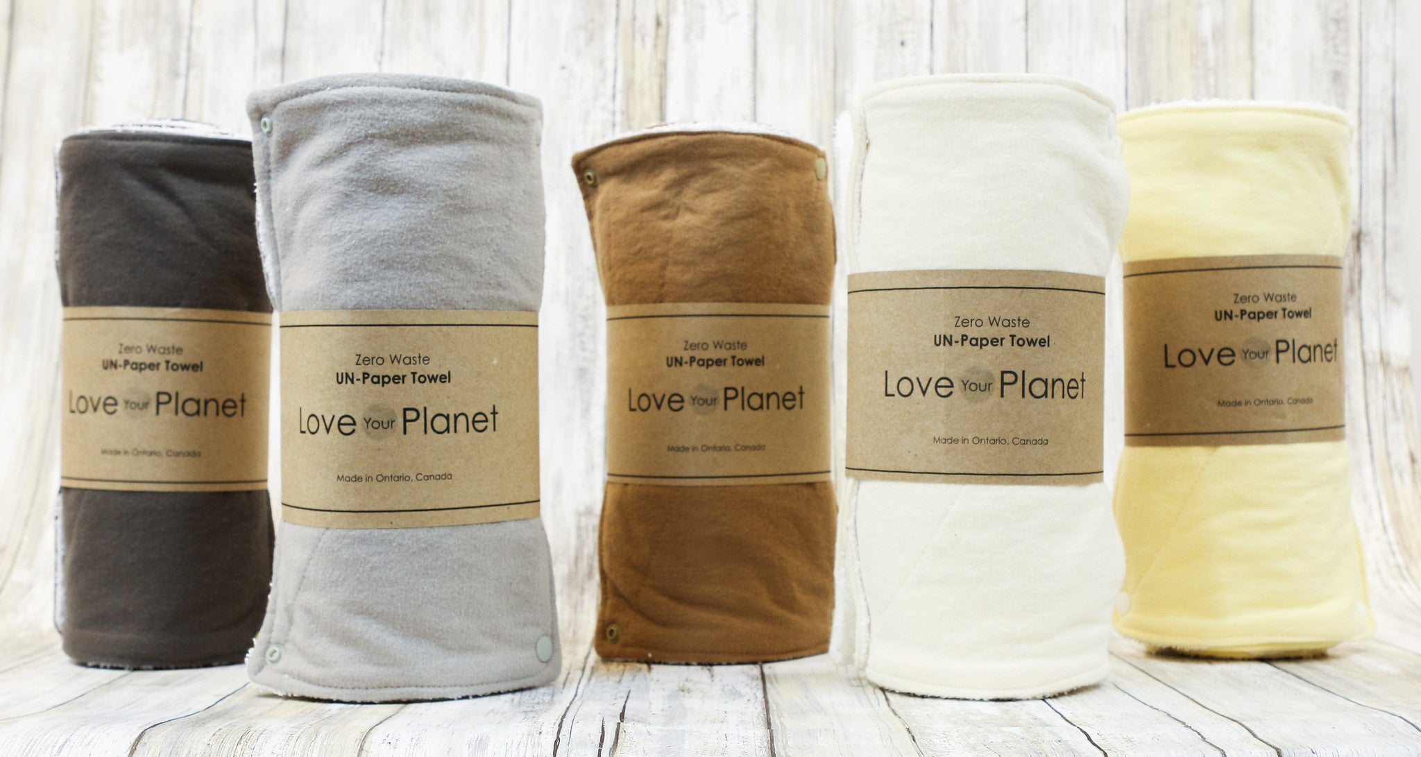 The Unpaper Towel - Zero Waste, Eco Friendly & Handmade