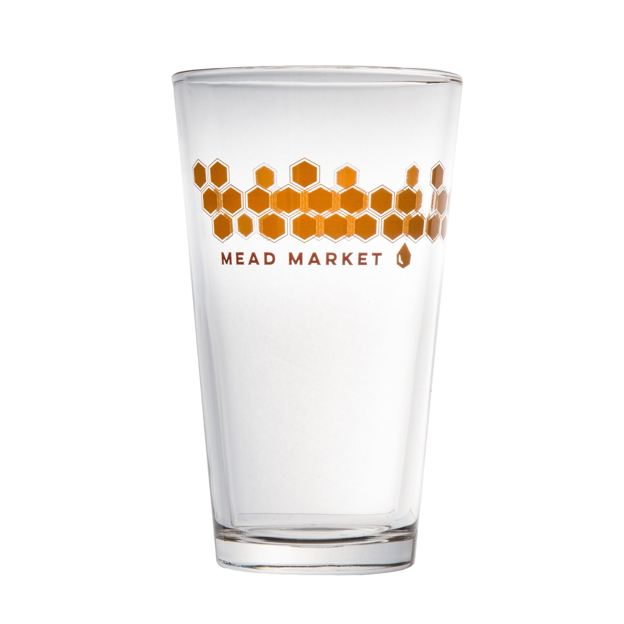 Mead Market Pint Glass