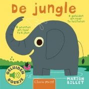 Clavis Geluidenboek De Jungle