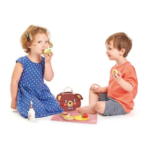 Tender Leaf Toys Picknickset Kleine Beer