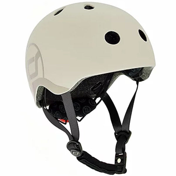 Scoot and Ride Helm Ash XS