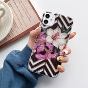 Bloom Floral iPhone Case Case, iPhone