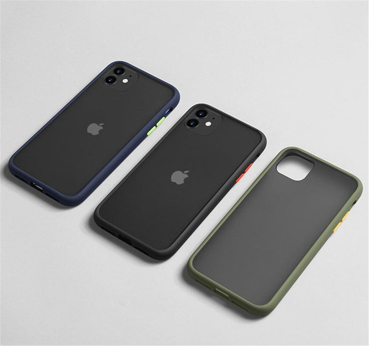 Pop-of-Color iPhone Case Case, iPhone