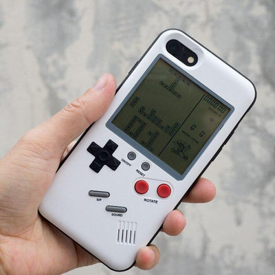 Retro Gamer's Case Case, iPhone