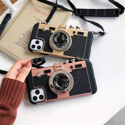 Vintage Camera iPhone Case Camera, Case, iPhone