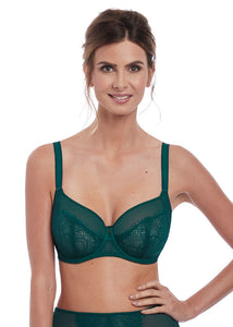 Fantasie Twilight BH Jadegrüne Spitze mit Side Support