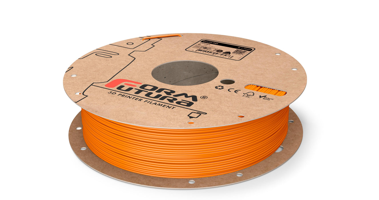 EasyFil ABS 1.75mm Orange 750g ( NZ Stock)