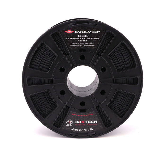 EVOLV3D™ OBC POLYETHYLENE COPOLYMER FILAMENT ( NZ Stock)
