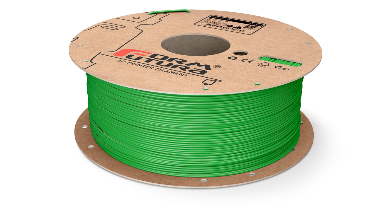 Premium PLA - Atomic Green 1.75mm