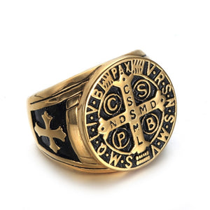 Crusade Cross Signet