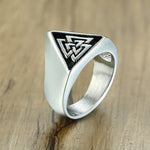 Viking Signet Ring