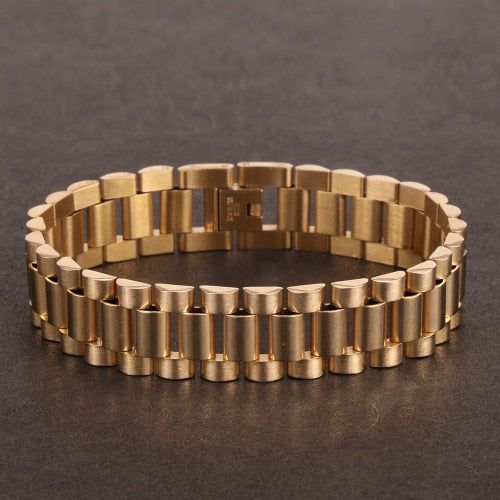 Luxury 220mm Wristband Bracelets