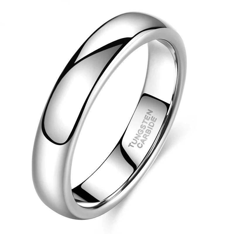 Pure Tungsten Carbide Ring