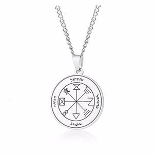 PENTACLE OF SOLOMON PENDANT & NECKLACE