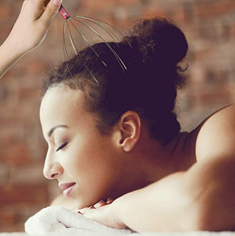 Ultimate Relaxation Head Massager