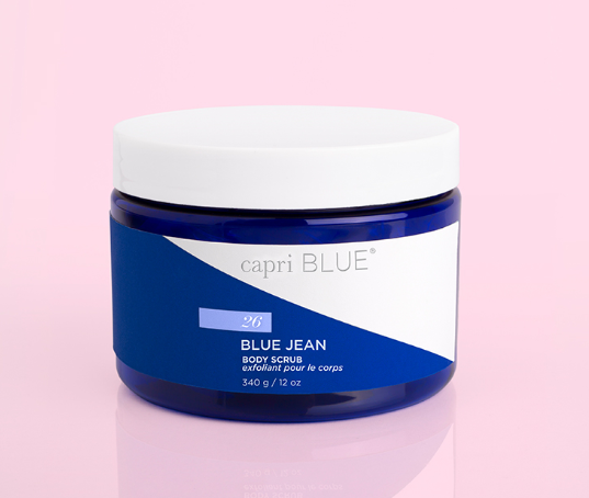 Blue Jean Body Scrub