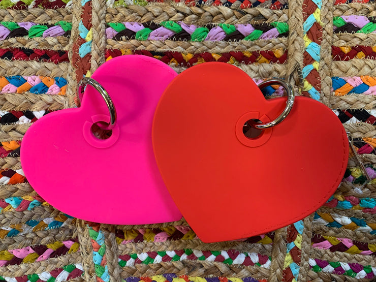 Heart Coin Purse by Oventure