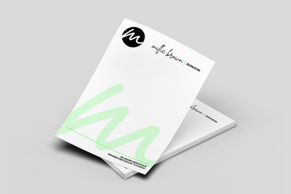 Business Stationery - Letterheads